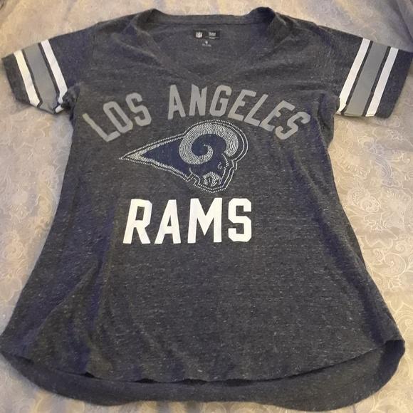 Women s Los Angeles Rams shirt. M 5b5171abdf0307caa8efbada 55a94d086e